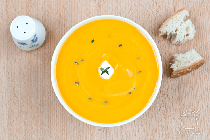 Zupa Dyniowa | Imbirowy Garnek