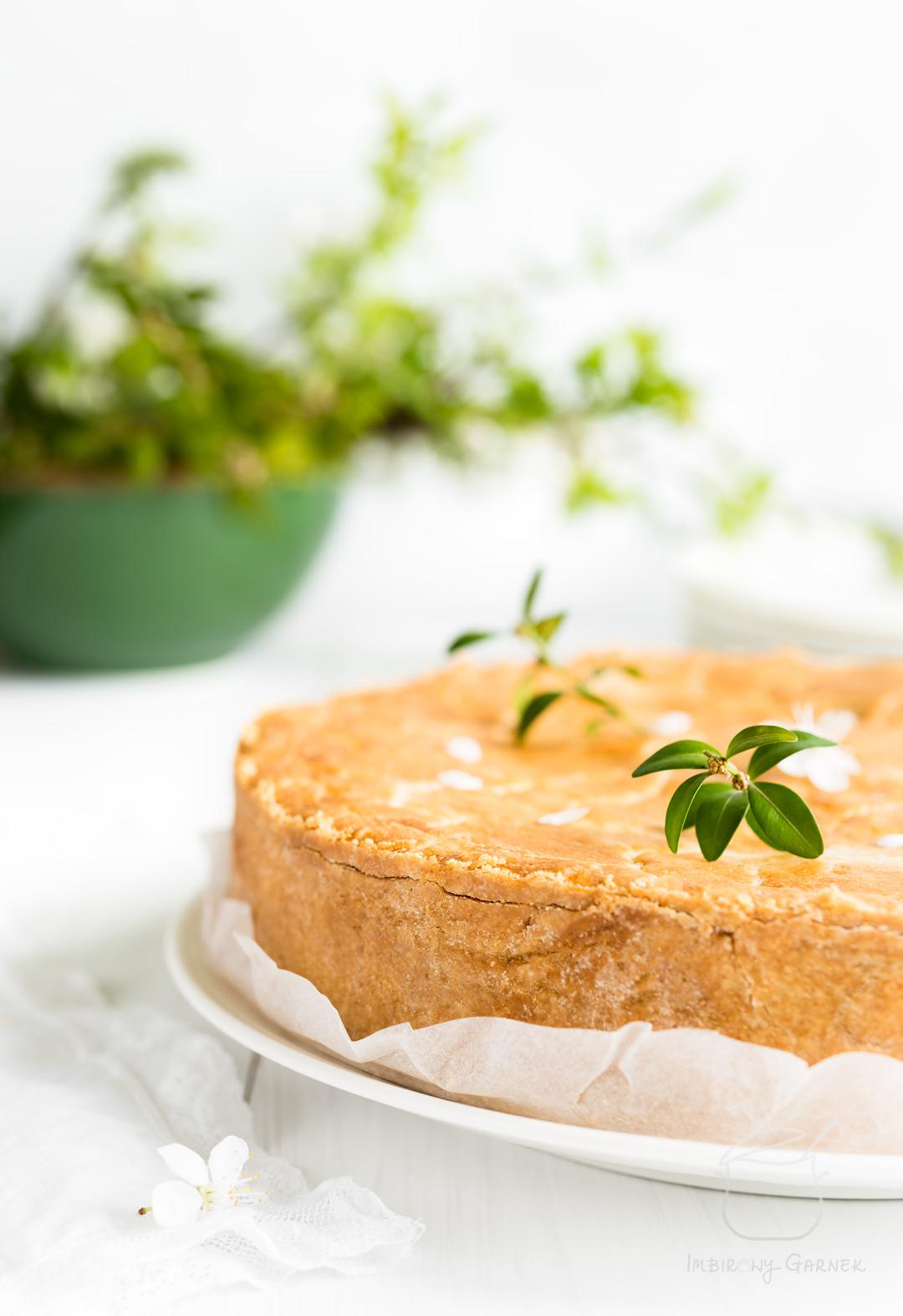 Meat pie z mięsem mielonym i warzywami | Przepis | Imbirowy Garnek
